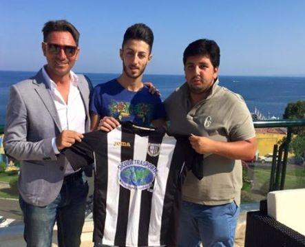 La Sicula Leonzio ingaggia ufficialmente Nino Carbonaro, attaccante proveniente dal Viagrande
